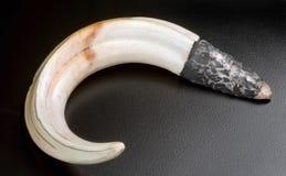 Ram Horn Arrowhead. Royalty Free Stock Photos