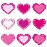 Ram i formen av hjärta Royaltyfri Foto