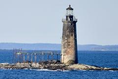 Ram Island Ledge Light fotografia stock