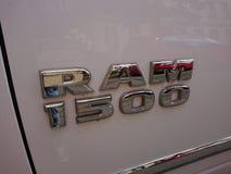 RAM 1500 lastbil Fotografering för Bildbyråer