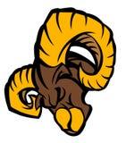 Ram Mascot Vector Logo Stock Photos