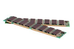 Ram memory Royalty Free Stock Images