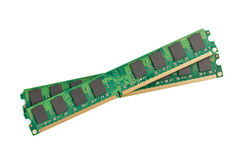 Ram memory Royalty Free Stock Photos