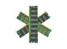 Ram memory Stock Photo