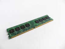 RAM. Memory for the computer as a Cut Royalty Free Stock Photography