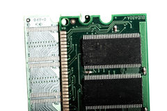 Ram memory Stock Image