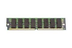 Ram memory - sdram Royalty Free Stock Image