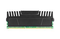 RAM-Modul mit Hitzespreizer Lizenzfreies Stockfoto