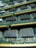 RAM modules Stock Images