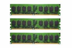 RAM op witte achtergrond Royalty-vrije Stock Fotografie
