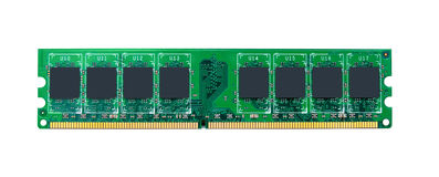 RAM for PC Stock Image