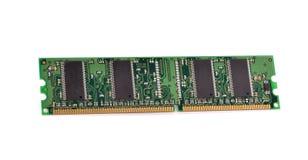RAM su fondo bianco immagini stock libere da diritti