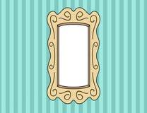 ram toon royaltyfri illustrationer