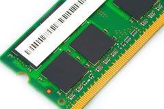RAM VOOR COMPUTER Stock Foto's