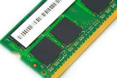 RAM VOOR COMPUTER Stock Fotografie