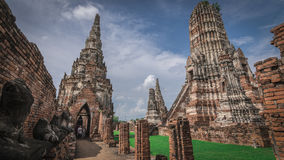 Ram Wat Chai Watthana стоковая фотография