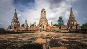 Ram Wat Chai Watthana стоковое изображение