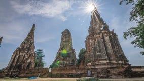 Ram Wat Chai Watthana стоковые изображения rf