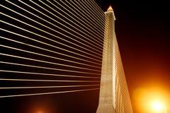 rama 8 γεφυρών Στοκ Φωτογραφίες