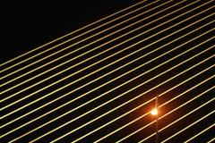 rama 8 γεφυρών Στοκ Φωτογραφία