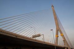 rama моста bangkok Стоковое фото RF