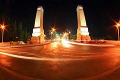Rama 1座桥梁曼谷 库存图片