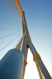 Rama 8 Brücke. Stockfoto