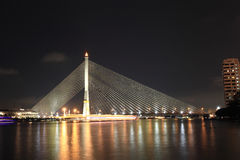 Rama 8 Bridge - Bangkok Stock Photos