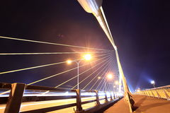 Rama 8 Bridge - Bangkok Royalty Free Stock Images