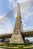 Rama acht Brücke Stockbilder