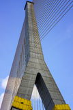 Rama acht Brücke Stockfotografie
