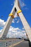 Rama acht bridges.bangkok Lizenzfreie Stockfotografie