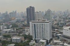 Rama 4 in Bangkok city Royalty Free Stock Photography