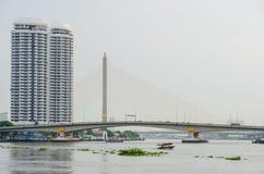 Bridge. Royalty Free Stock Photos
