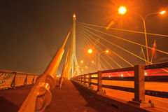 Rama8 bridge Royalty Free Stock Photography