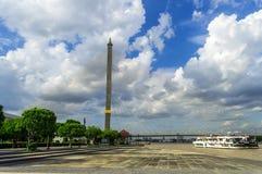 Rama 8 Bridge royalty free stock images