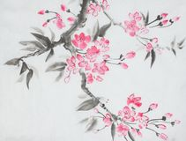 Rama de Cherry Blossom libre illustration