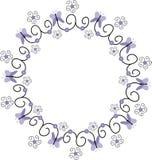 rama dekoracyjna Zdjęcia Royalty Free