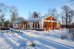 Rama del museo del arte popular, Gomel, Bielorrusia de Vetka Foto de archivo libre de regalías