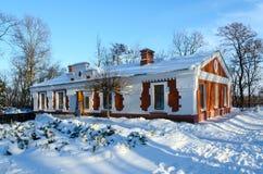 Rama del museo del arte popular, Gomel, Bielorrusia de Vetka Fotos de archivo