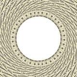 rama dolarów. zdjęcia stock
