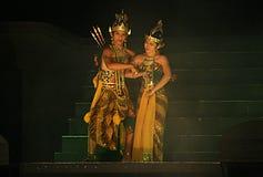 Rama e Sita imagem de stock