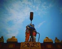 Rama и Hanuman Стоковая Фотография RF