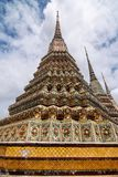 Rama III Chedi stock photo