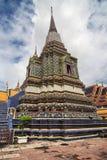 Rama IV Chedi stock photo
