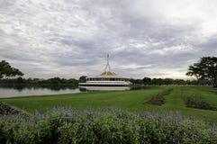 Rama IX国王公园 免版税库存照片