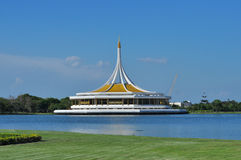 RAMA IX National Park in Thailand. Royalty Free Stock Images