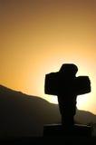 rama jeziorny wschód słońca Zdjęcie Stock