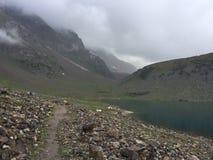 Rama jezioro Zdjęcie Stock