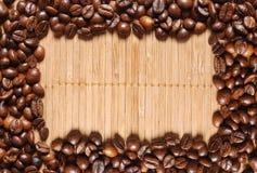 rama kawę. obraz stock